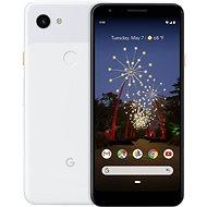 Google Pixel 3a XL biely - Mobilný telefón