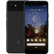Google Pixel 3a XL čierne - Mobilný telefón