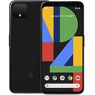 Google Pixel 4 128GB čierna - Mobilný telefón