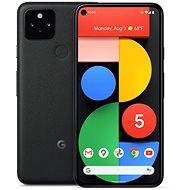 Google Pixel 5 5G čierny - Mobilný telefón