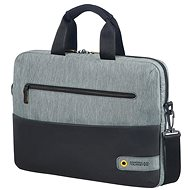 "American Tourister CITY DRIFT LAPTOP BAG 13.3""-14.1"" BLACK/GREY"