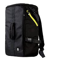 Crumpler Track Jack Barrel Backpack čierny - Batoh na notebook