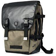 Crumpler Muli Backpack L čierny / tarpaulin / khaki - Batoh na notebook