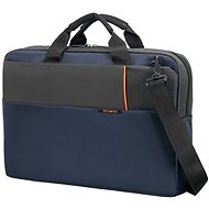 Samsonite QIBYTE LAPTOP BAG 14.1'' BLUE - Taška na notebook