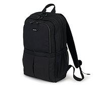 "Dicota Eco Backpack SCALE 13"" – 15,6"" čierny - Batoh na notebook"