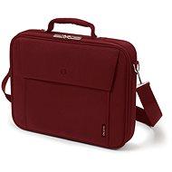 """Taška na notebook Dicota Multi BASE 15""""– 17,3"""" červená"""