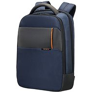 "Samsonite QIBYTE LAPTOP BACKPACK 17.3"" BLUE - Batoh na notebook"