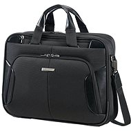 """Samsonite XBR Bailhandle Slim 1C 15,6"""" čierna - Taška na notebook"""