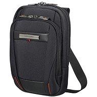 Samsonite Pro DLX 5 CROSSOVER S Black - Taška na notebook