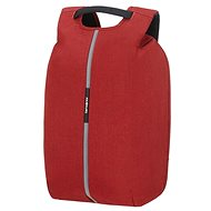 "Samsonite SECURIPAK 15,6"" Garnet Red - Batoh na notebook"