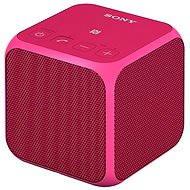 Sony SRS-X11, ružový - Bluetooth reproduktor