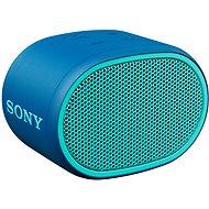 Sony SRS-XB01 modrý - Bluetooth reproduktor