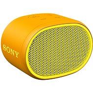 Sony SRS-XB01 žltý - Bluetooth reproduktor