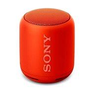 Sony SRS-XB10, červená - Bluetooth reproduktor