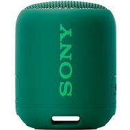 Sony SRS-XB12, zelený - Bluetooth reproduktor