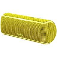 Sony SRS-XB21, žlutá
