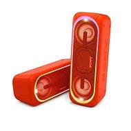 Sony SRS-XB40, červená - Bluetooth reproduktor