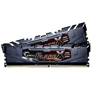 G.SKILL 16 GB KIT DDR4 3200 MHz CL14 Flare X for AMD