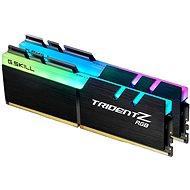 G.SKILL 16 GB KIT DDR4 2400 MHz CL15 Trident Z RGB - Operačná pamäť