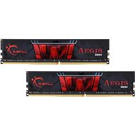 G.SKILL 16 GB KIT DDR4 2400 MHz CL15 Gaming series Aegis - Operačná pamäť