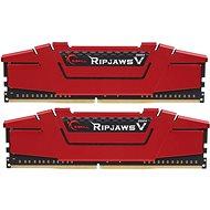 G.SKILL 16 GB KIT DDR4 2400 MHz CL15 RipjawsV - Operačná pamäť