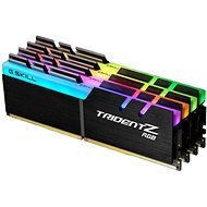 G.SKILL 64 GB KIT DDR4 2400 MHz CL14 Trident Z RGB for AMD - Operačná pamäť