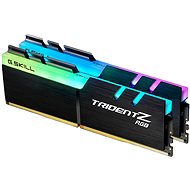 G.SKILL 32GB KIT DDR4 3200 MHz CL16 Trident Z RGB