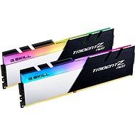 G.SKILL 16GB KIT DDR4 3600 MHz CL16 Trident Z RGB Neo for Ryzen 3000 - Operačná pamäť
