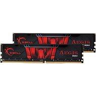 G.SKILL 32GB KIT DDR4 3200MHz CL16 Gaming series Aegis