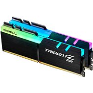 G.SKILL 64GB KIT DDR4 3200MHz CL16 Trident Z RGB - Operačná pamäť