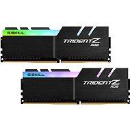 G.SKILL 32 GB KIT DDR4 4000 MHz CL16 Trident Z RGB - Operačná pamäť