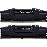 G.SKILL 32 GB KIT DDR4 3600 MHz CL16 Ripjaws V - Operačná pamäť