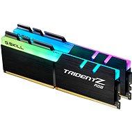 G.SKILL 16 GB KIT DDR4 4000 MHz CL16 Trident Z RGB - Operačná pamäť