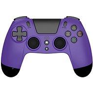 Gamepad Gioteck VX-4 gamepad PS4/PC fialový