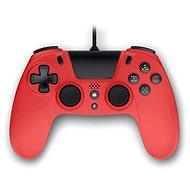 Gioteck VX-4 gamepad PS4 červený