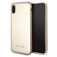 Guess Iridescent pre Apple iPhone X Gold