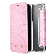 Guess Python Book pre Apple iPhone X Pink