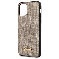 Guess Lizard na iPhone 11 Pro Max Gold - Kryt na mobil
