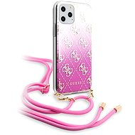 Guess 4G Gradient pre iPhone 11 Pro Pink (EU Blister) - Kryt na mobil
