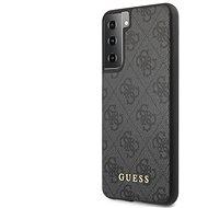 Kryt na mobil Guess 4G Zadný Kryt na Samsung Galaxy S21+ Grey - Kryt na mobil