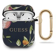 Guess Silicone Case for Apple Airpods 1/2 Floral N.3 - Headphone Case