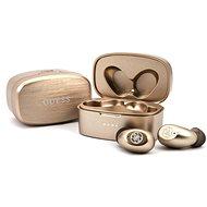 Guess Wireless 5.0 4H Stereo Headset Gold (EU Blister) - Wireless Headphones
