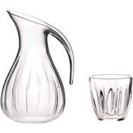 Guzzini Sada plastový džbán 2 l a 6 ks pohárov 350 ml - Džbán