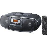 Panasonic RX-D55AEG-K - Rádiomagnetofón