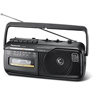 Panasonic RX-M40DE-K - Rádiomagnetofón