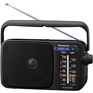 Panasonic RF-2400DEG-K - Rádio