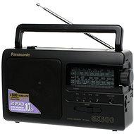 Panasonic RF-3500E9-K čierna - Rádio