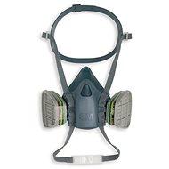 3M Polomaska 7502 - Ochranná maska