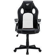 Havit Gamenote GC939, čierno-biela - Herná stolička