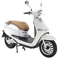 HECHT CITIS biela - Elektrická motorka